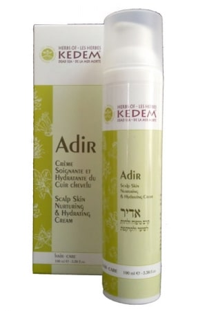 Адир (Adir) – питательный крем для кожи головы и волос.