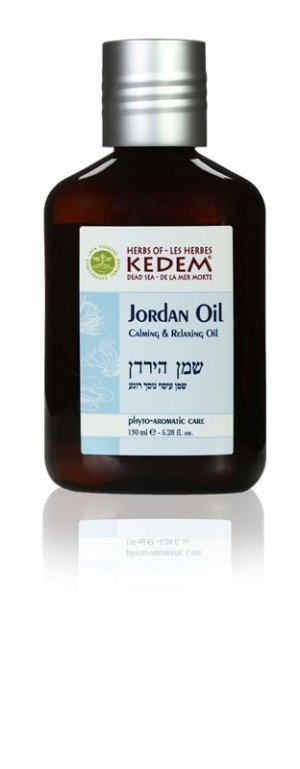 JORDAN calming massage oil 150 ml