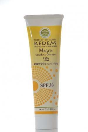 MAGEN ALL NATURAL SUNBLOCK OINTMENT